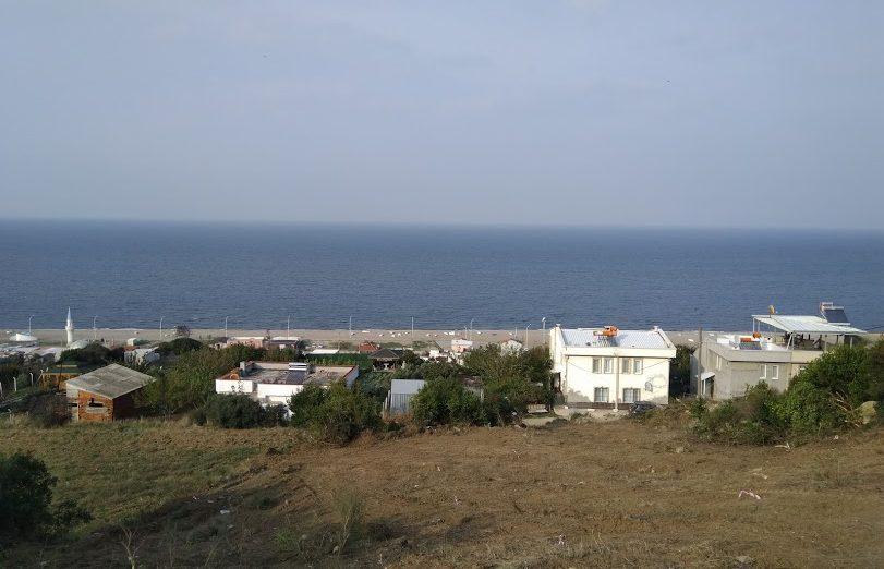 Bursa Mudanya Eğerce Deniz Manzaralı Arsa