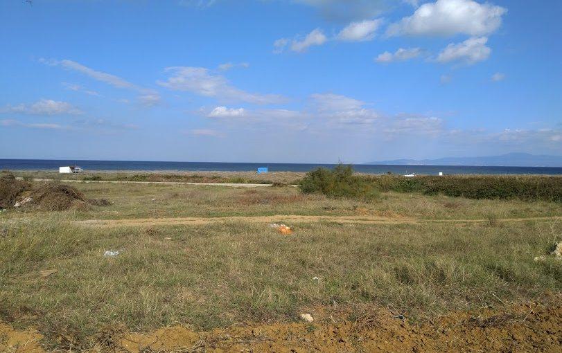Mudanya Eğerce Sahilde Deniz Manzaralı Tarla
